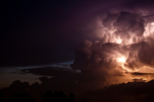 Summer Storm by QuadWord