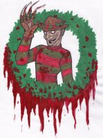 Tis the Season for Freddy by MorianBloodmoon