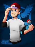Trainer Poods by aileenarip
