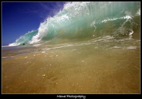 Wall of Water by manaphoto