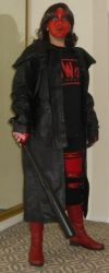 Wolfpac Sting cosplay by IronCobraAM