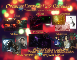 Christmas Resource Pack By Platina by Platinification