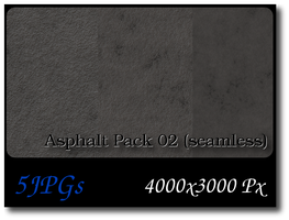 Asphalt Pack 02   by thobar