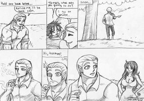 Once in a lifetime, part 276 by heivais