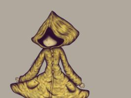 Little Voyager | Little Nightmares by FionnaLover16