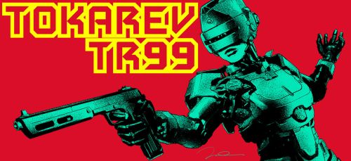 TOKAREV TR99 BOX ART by AldgerRelpa