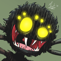 Webber from Don't Starve by MeatMcFist