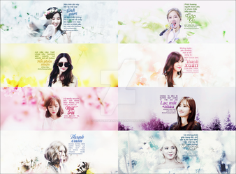 [PSD]STAY HERE 9 YEARS FOR GIRLS' GENERATION by victorhwang
