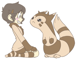 Tumblrmon: Furret