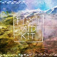 CD Cover First Aid Kit by Saskle