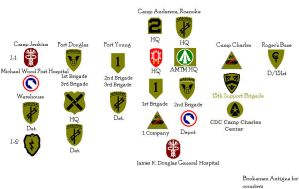 2nd Army Bases-South-1980 by cptlfrghtr
