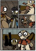 stitchpunk chronicles page 91 by herio