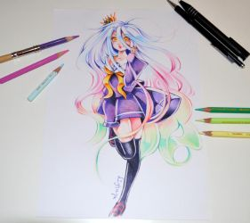 Shiro by Lighane