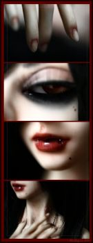 Fragments of a Vampire by Harlequin-Elle