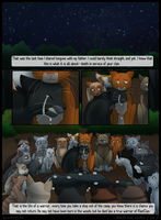 Warriors: Blood and Water - Page 17 by KelpyART