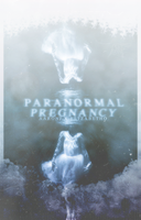 Paranormal Pregnancy || Wattpad cover by irwinthegod