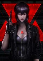 Ghost in the Shell Tribute by johnsonting