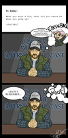 SPN Q n' A: In the future... by SilentImagery
