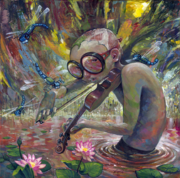 Melody for the Primordial by jasinski