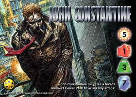 John Constantine Character by overpower-3rd
