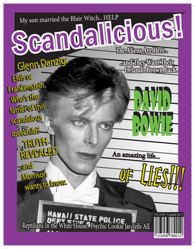 Scandalicious by artedloudly