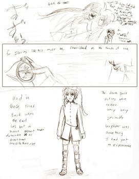 Undertaker comic sketches-2 by ServantsofJustice