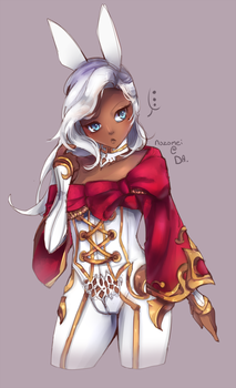 BNS: Noblesse by nozomei