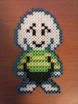 Asriel - Undertale by JokerinaQuinn