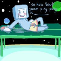 so how 'bout some ping-pong by ShinyTotodile
