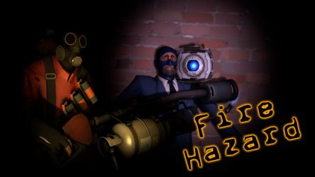 [SFM Saxxy Awards 2013] Fire Hazard by LoneWolfHBS