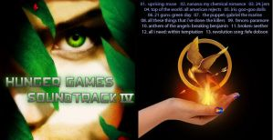 The Hunger Games Soundtrack 4 by DEFYxxNORMALITY