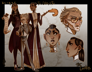 Blight: Counsel by Cat-Bat