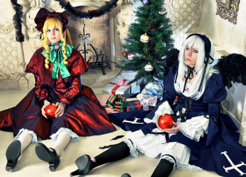 Christmas for dolls by Rei-Doll