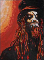 Rob Zombie by and01