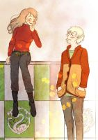 Colorful Autumn (Dramione) by 19Gioia93