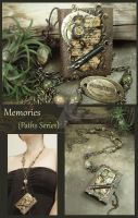 Memories (Paths Series) by LuthienThye