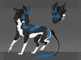 Canine Adopt Auction 3 [CLOSED] by LittleConundrums