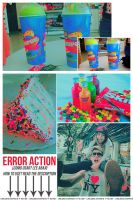 ERROR ACTION by Laaloadictedphoto