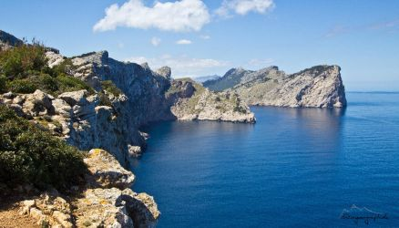 Cap Formentor by Sockrattes
