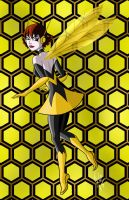 The Wasp by Klitch13