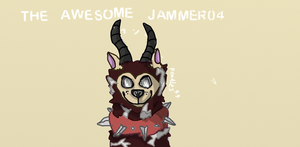 art for: the awesomejammer04 by Ferretser