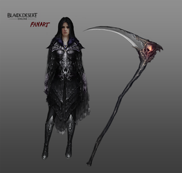 Sorceress costume concept by RaVirr17