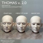 Thomas v. 2.0 preorder by scargeear