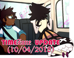 Timezone UPDATE (10/04/2018) by TawnySoup