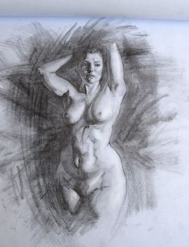 Figure study / Practice 21 by AnaviTil