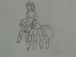 Spider lady...Because why not? by vwpologt