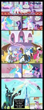 A Crystal Question by MLP-Silver-Quill
