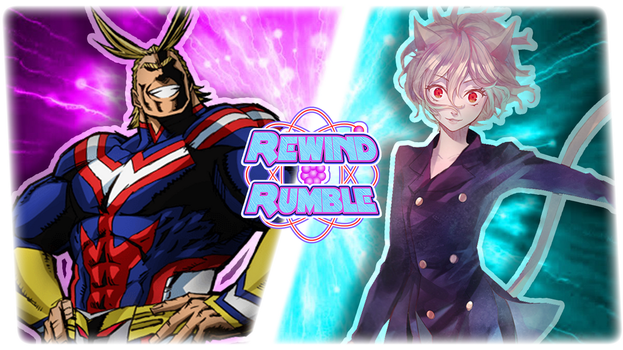RR|All Might vs. Neferpitou by Vex2001