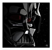 Darth Vader by anthonywong33