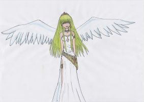 Angel without a face :o by Susuki-chan-123